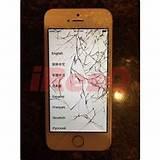 Cracked Iphone Screen Repair Images