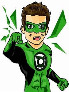 Green Lantern Chibi by ImperiumGraphics on DeviantArt