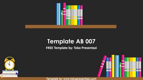 tokopresentasicom ab  template powerpoint gratis