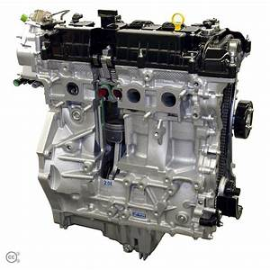 2012 Ford Focus Engine