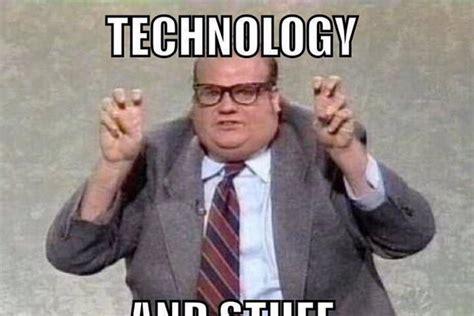 Tech Meme - nervous world series chevy guy spawns excellent technology and stuff memes bleacher report