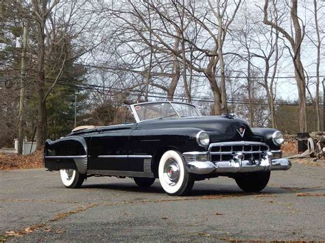 convertible baby 1949 cadillac series 62 for sale classiccars com cc 965223