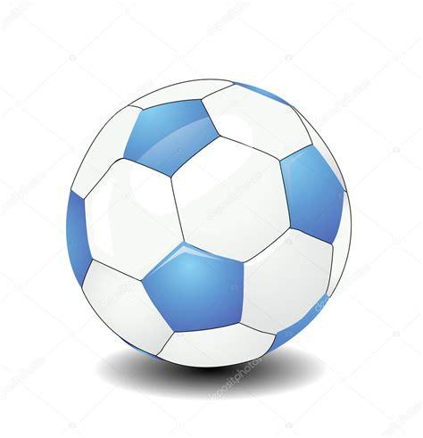 foto de pallone da calcio vettoriale Foto Stock © nezezon #6423852