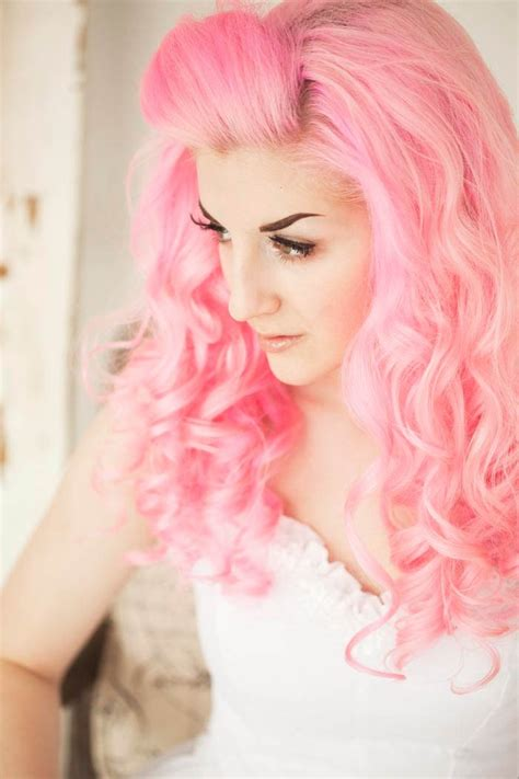 17 Best Ideas About Light Pink Hair On Pinterest Pastel