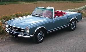 Mercedes Année 70 : deux mercedes benz 280 se 3 5 l cabriolet 1971 et 280 sl 1970 artcurial alain r truong ~ Medecine-chirurgie-esthetiques.com Avis de Voitures