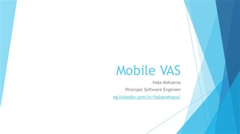 Mobile Vas by Mobile Vas