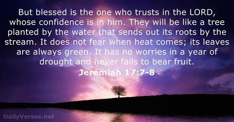 bible verses  trust dailyversesnet