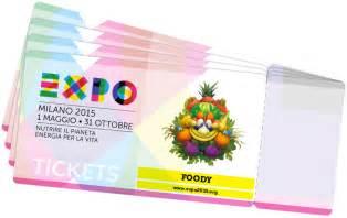 Biglietto Ingresso Expo by Biglietti Expo 2015