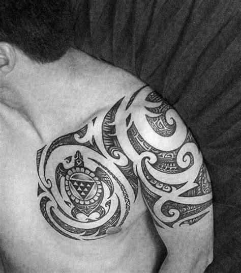 simple great tribal turtle tattoo golfiancom