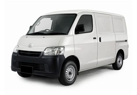 photos of daihatsu gran max 2007