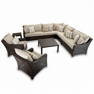 sectional outdoor furniture kmartcom With sectional sofas kmart
