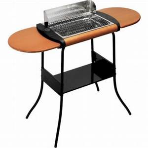 Petit Barbecue Électrique : barbecue lectrique lagrange 319003 grill concept deluxe ~ Farleysfitness.com Idées de Décoration