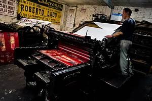 Vintage letterpress print shop (Cali, Colombia)