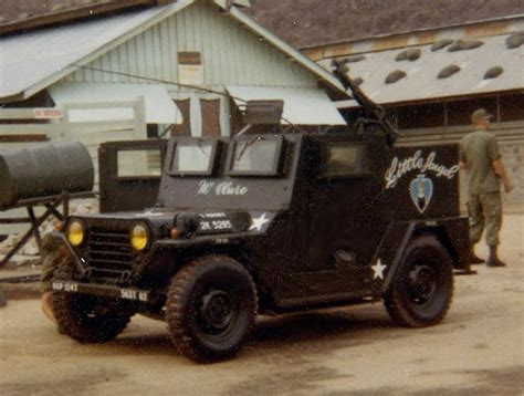 military jeep with gun m 151 gun truck 39 little angel 39 vietnam ford m151 a1