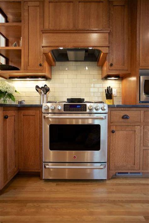 Quarter sawn oak cabinetry, soapstone countertops, creamy
