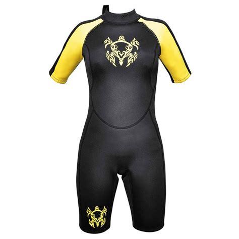 Best Divers TURTLE Shorty Wetsuit Ladies