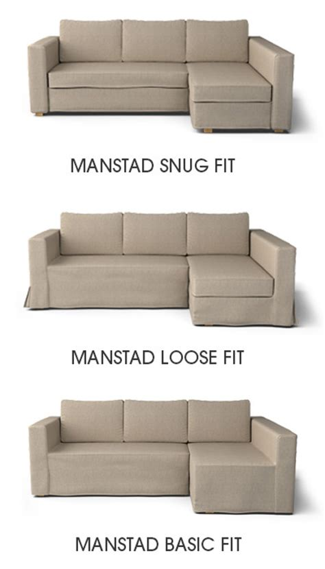 Ikea Manstad Sofa Bed Measurements by Guide To Buying Manstad Or Fagelbo Comfort Works Slipcover