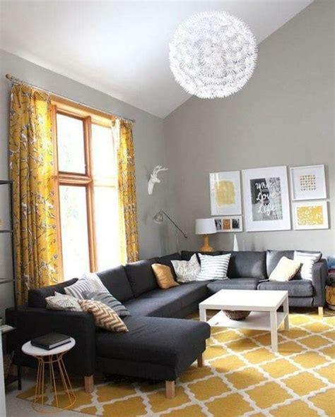 canap maison la couleur jaune moutarde nouvelle tendance dans l 39 intérieur maison archzine fr