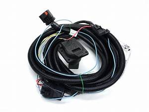 2008 Jeep Grand Cherokee Trailer Tow Wire Harness Kit
