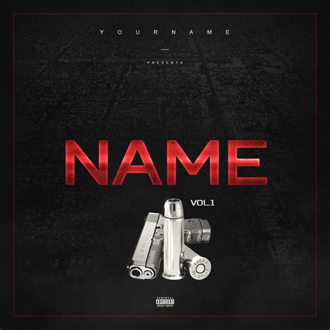 free mixtape covers templates riots premade mixtape cover vms