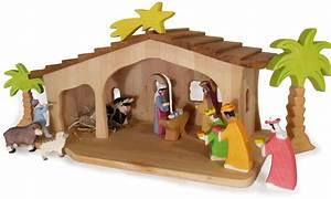 Krippe Weihnachten Holz : weihnachten krippe mit schindeln holz spielzeug peitz ~ A.2002-acura-tl-radio.info Haus und Dekorationen