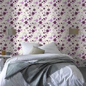 Papier Peint Intissé 4 Murs : papierpeint9 papiers peints 4 murs chambre ~ Dailycaller-alerts.com Idées de Décoration
