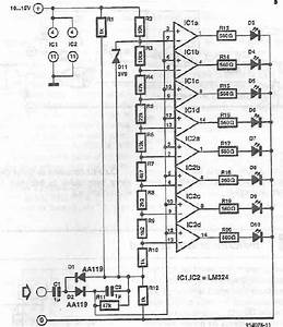 Lm324 Schematic Diagram