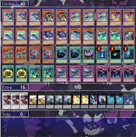 yugioh beast deck 2017 mecha phantom beast post jotl e pos banned
