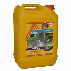 Imperméabilisant SIKA Sikagard 5 l incolore Leroy Merlin