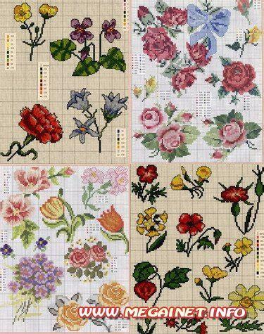 вышивка крестиком схемы бесплатно онлайн