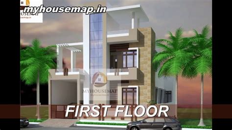 modern architecture floor plans indian house design front elevation 25 60 2017