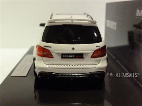 Get great deals on ebay! Brabus Mercedes Benz 850 Widestar XL AMG GLS 63 White 1:43 ...