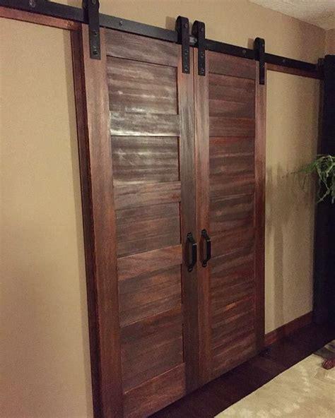 bedroom walk in closet doors the 5 panel doors with