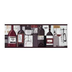 wine kitchen canisters contemporary wine wallpaper border bg1682bd wine bottle kitchen decor