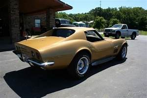 1969 Chevrolet Corvette 350 4 Speed Matching Numbers For