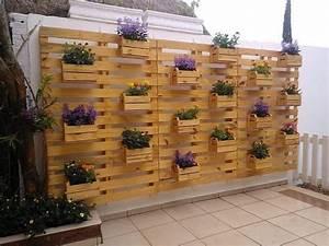 Recyclage Palette : recycler des palettes en bois frenchimmo ~ Melissatoandfro.com Idées de Décoration