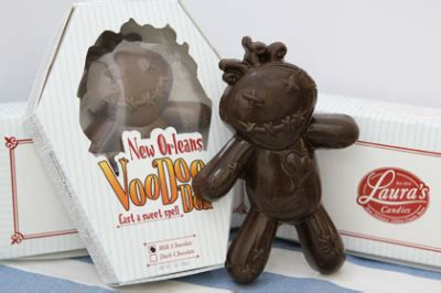 chocolate voodoo doll southern hospitality favorites