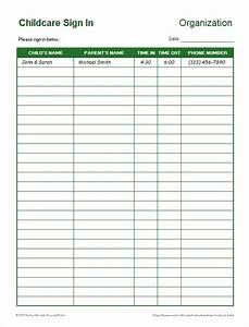 printable sign in sheet visitor class and meeting sign With email mailing list template