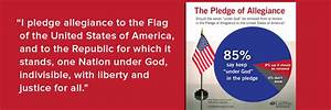 """Keep """"Under God"""" in the Pledge of Allegiance, Say Most ..."""