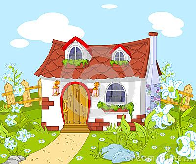 Garten Haus Clipart Clipground