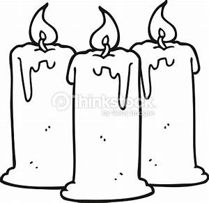 Candle Clipart Black And White – 101 Clip Art