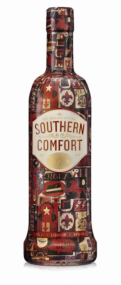 Comfort Southern Bottle Bottles Shrink Wrap Limited