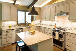 Kitchen Remodel in Showplace Wood Products Standard
