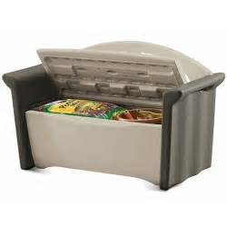 Rubbermaid Outside Storage Bench