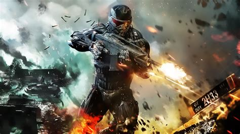 Crysis 2 A Free Digital Download On Playstation Plus In