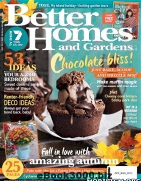 better homes and gardens australia may 2017 free pdf