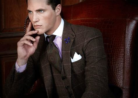 ralph lauren purple label fall winter  ad campaign artambys blog