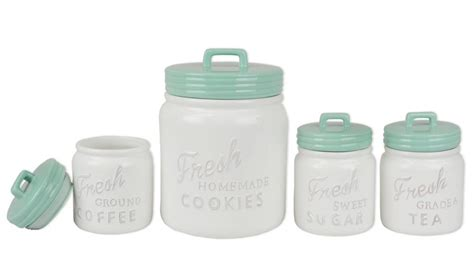 country kitchen canisters farmhouse kitchen canister sets and farmhouse decor ideas