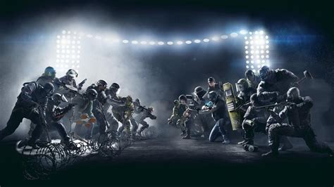 siege in rainbow six siege wallpaper free beautiful
