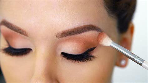 apply eyeshadow perfectly beginner friendly hacks youtube